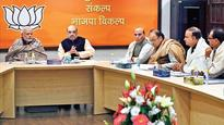 BJP tries to assuage ticket seekers