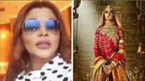 Rajput Karni Sena threatens to blacken Rakhi Sawant's face for lending support to Sanjay Leela Bhansali's film 'Padmavati'