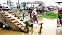 Lagos communities seek help over Ogun River flood