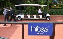 Infosys net profit flat in fourth quarter