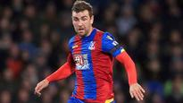 Crystal Palace midfielder James McArthur hoping for fitness boost