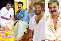 Chingam Wishes from Mollywood Actors