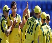 Champions Trophy: Australia elected to bowl against Sri Lanka