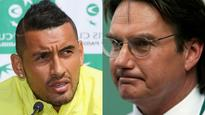 Jimmy Connors offers to be hothead Nick Kyrgios' coach