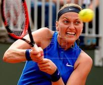 TENIS BIRMINGHAM - Kvitova doblega a Safarova y avanza a segunda ronda en Birmingham