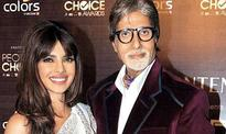 Priyanka Chopra Amitabh Bachchan Become Brand Ambassadors For Incredible India Campaign