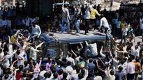 Patel agitation: Gujarat bandh call evokes poor response; govt panel meets mediators