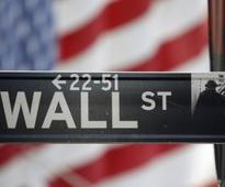Wall Street falters in volatile sessi ...
