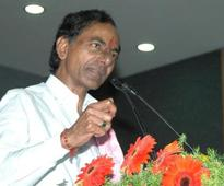 KCR urges people to give TRS 100 assembly, 16 LS seats