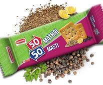 Britannia 5050 goes desi with Mathri Masti