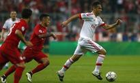 Live score: Benfica v Bayern Munich (UEFA Champions League)