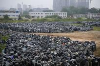 Asia is throwing out an increasingly large, dangerous amount of e-waste