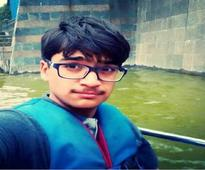The IIT-JEE topper says he knows he wants to become an entrepreneur