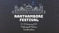 Lose yourself in the strains of folk music and wildlife at the Ranthambore Festival starting January 27th