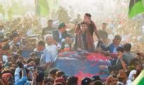 Bakhtawar expresses concern over Bilawal using car's sunroof during his rally