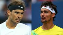 US Open: Action over foul-mouthed Fabio Fognini too slow, says Rafael Nadal
