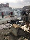 Twin terror attacks strike Iraq; Islamic State claims responsibility