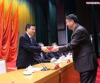 Liu Yunshan attends Party School graduation ceremony