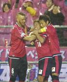Nippon Sports Gallery / Cerezo earn return to J1