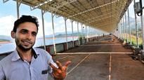 Kerala: Solar panel atop dam a reality