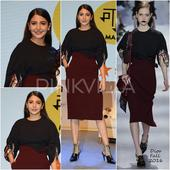 Yay or Nay : Anushka Sharma in Dior