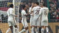 Higuain scores twice as Juventus beat Bologna; Roma win to keep pace
