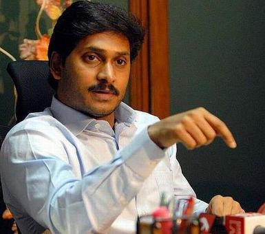 Jagan booked for 'nothing wrong in shooting Andhra CM' remark