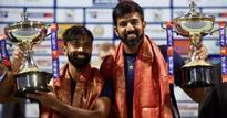 Bopanna-Jeevan lift Chennai Open doubles title