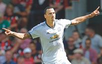 Ibra off the mark