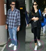 Katrina Kaif and Arjun Rampal have similar taste in shoes  view HQ pics!