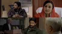 Watch: The first trailer of Arshad-Naseer starring thriller Irada is intriguing