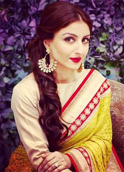 Is Soha entitled to her opinion?