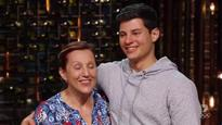 Mother does know best on MKR