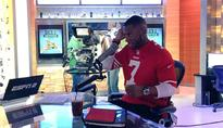 ESPN's Ryan Clark wears Colin Kaepernick jersey on 'Mike and Mike'