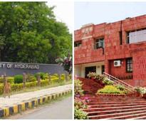 HRD Ministry announces universities ranking; JNU, HCU among top institutions