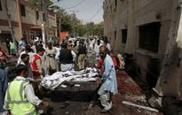 At least 20 dead after blast at vegetable market in Pakistan
