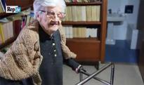 101-year old veteran teacher continues to teach