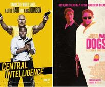 War Dogs, Central Intelligence in Cinemas From Wednesday