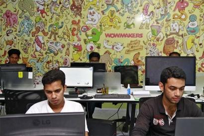Start-ups tap training needs of techies
