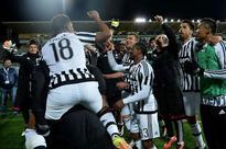Buffon salutes Juventus' 'crazy', incredible' season