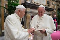 Pope Benedict opens up about 2013 resignation in new book due out in September