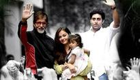 Abhishek, Amitabh and Aishwarya Rai Bachchan to team up for Gulab Jamun?