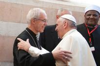 'Immensely Significant': Justin Welby And Pope Francis To Mark 50 Years Of Chrisian Unity