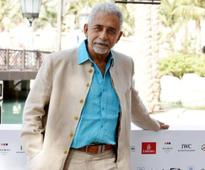 Diff 2015: Naseeruddin Shah does not like film festivals