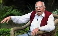 BJP Slapped With A Fine In Ram Jethmalani's Expulsion Case