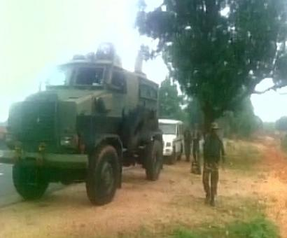1 CRPF jawan killed in encounter with Maoists in Jharkhand