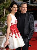 Pope Awards Medals To George Clooney, Richard Gere And Salma Hayek