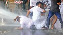 Medical education: Youth Congress activists, cops clash over fee hike