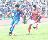Hosts, Nepal in final