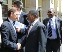 Incumbent Ali Mohamed Shein re-elected Zanzibar president